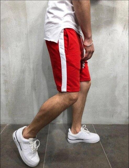 Summer Drawstring Running  Shorts