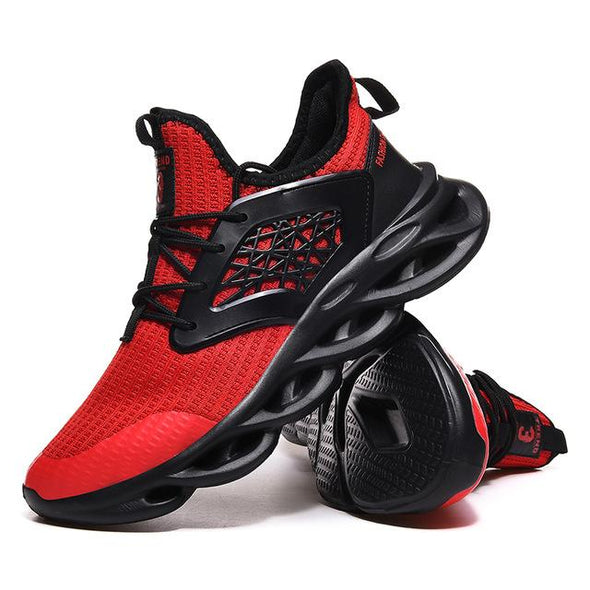 Men's Comfortable Breathable Lightweight Running Sneakers