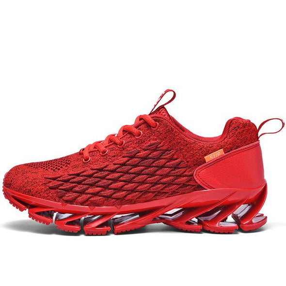 Men's Running Jogging Breathable Blade Sneakers