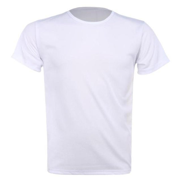 Breathable Anti-Dirty Men's Creative Waterproof Quick Dry T-Shirts