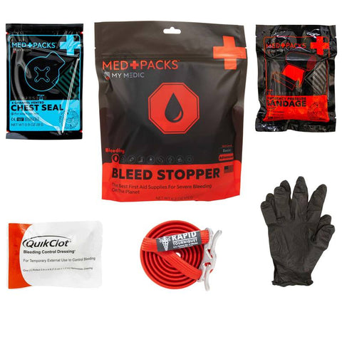 MedPacks™ | Bleed Stopper™ | Advanced -RATS