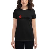 Women's short sleeve super soft t-shirt