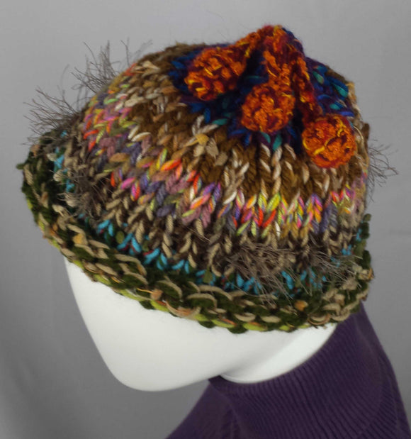 A109 Mixed fiber cap, SALE 20% off