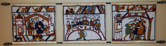 Bayeux Tapestry, Three Kings, 20