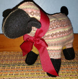 E107 Sweaterfelt Sheep, SALE 20% off