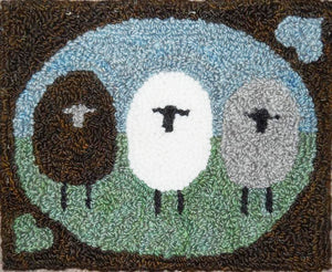 "Sheep Whimsy Kit, 8.5""x10"""