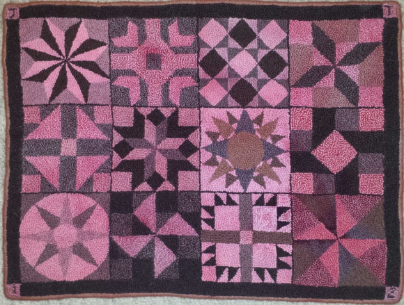 Block Party Rug, 23.5