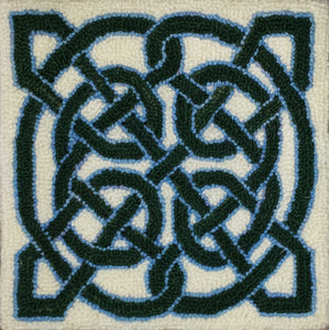 "Celtic Pillow Large Kit, 12""x12"""