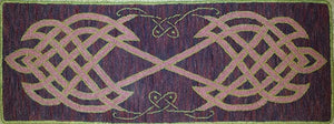 "Celtic Table Runner, 13""x36"""