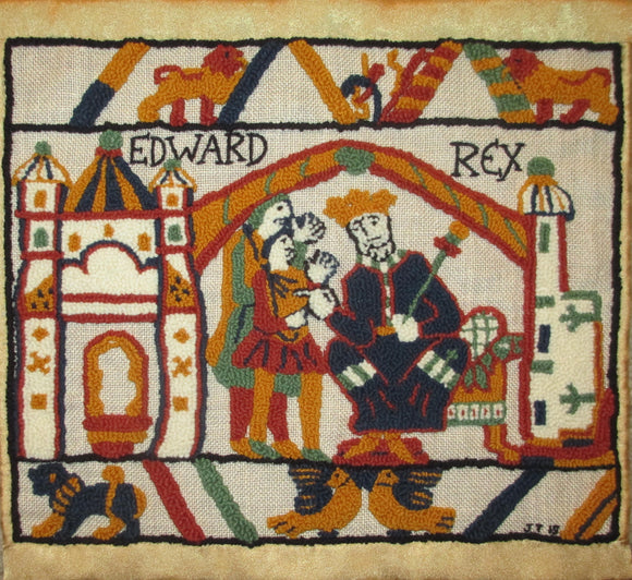 Bayeux Tapestry King Edward Kit, 20