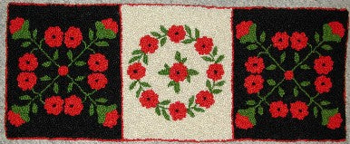 Hawaiian Quilt Mat Kit, 12