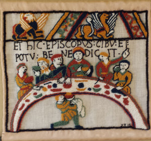 "Bayeux Tapestry King William Kit, 20""x17"""