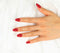 Luxury Press-On Nails - Poppy