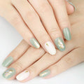 luxury-press-on-nails-green-nails