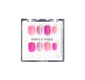 Luxury Press-On Nails - Matte Pink
