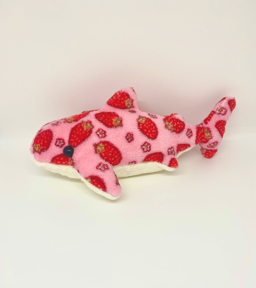 (Scented) Strawberry Shark