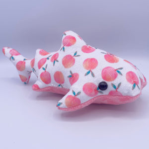 (Scented) Peach Shark
