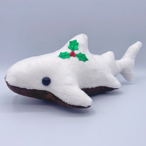 Christmas Pudding Shark