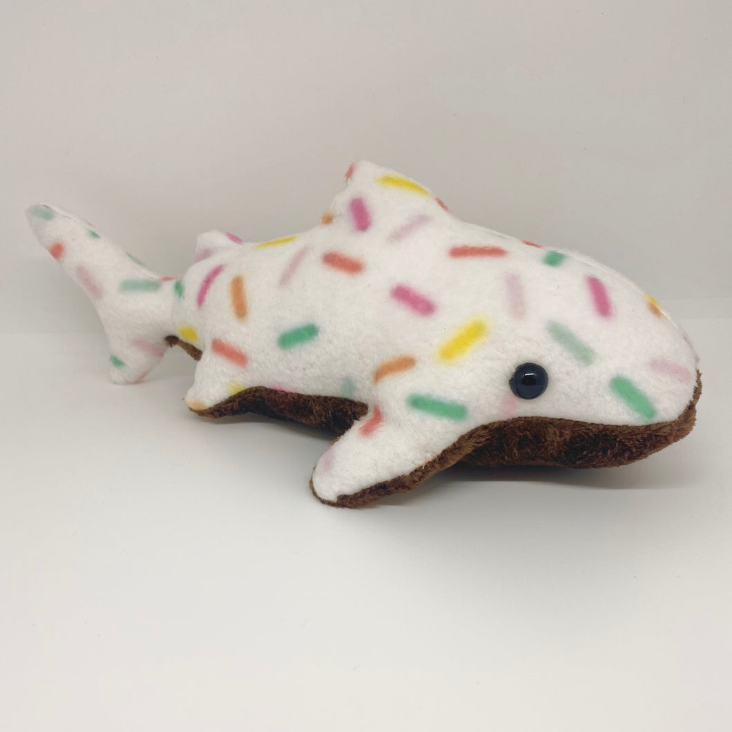 (Scented) Cupcake Shark