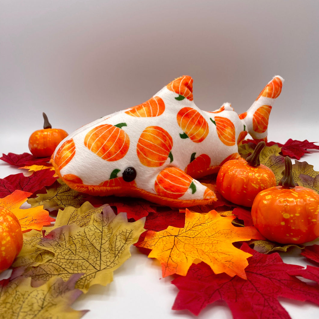 (Scented) Pumpkin Shark