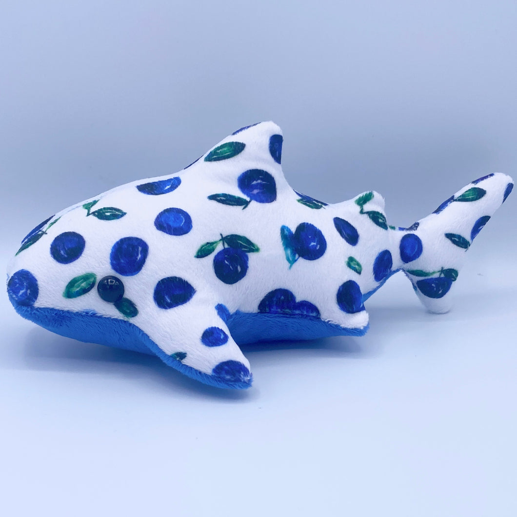 (Scented) Blueberry Shark