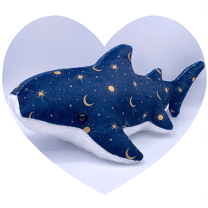 Adult Sun, Moon & Stars Shark