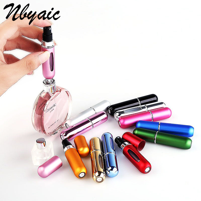MINI PORTABLE PERFUME BOTTLE - BUY 2 GET 1 FREE