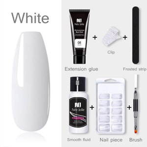 Mil™ Quick Dry Poly Gel Nail Extension Kit 30ml- 🎉Black Friday Promotion🎉
