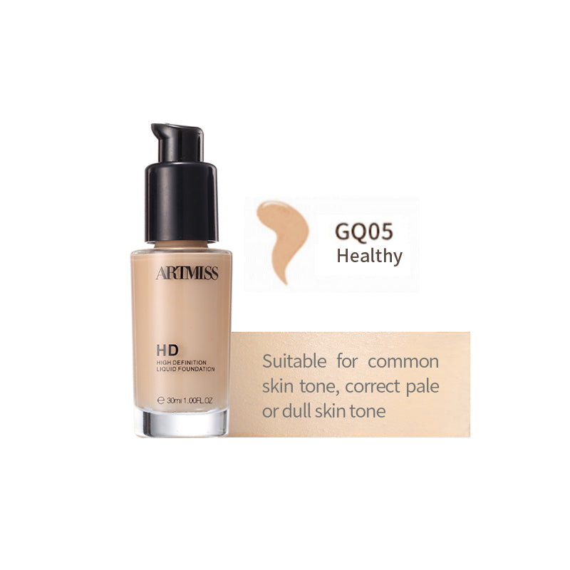 HD LIQUID FOUNDATION DARKER