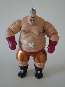 KodyKoala's Custom King Hippo Action Figure
