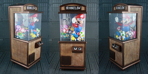 Kodykoala's Custom Iron Claw Game