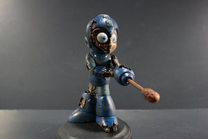 Kodykoala's Battle Damaged Megaman