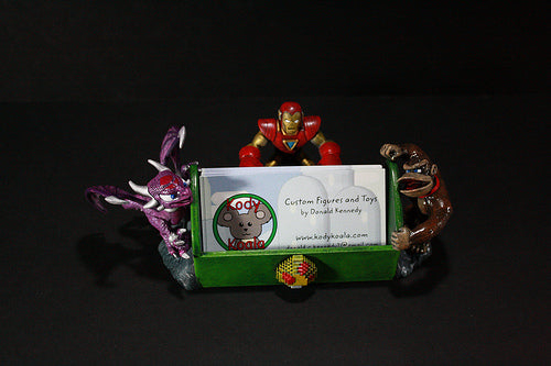 Kodykoala's Custom Business Card Holder