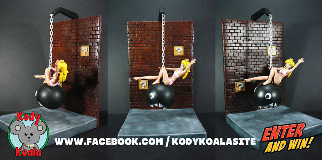 Kodykoala's Princess Peach Wrecking Ball