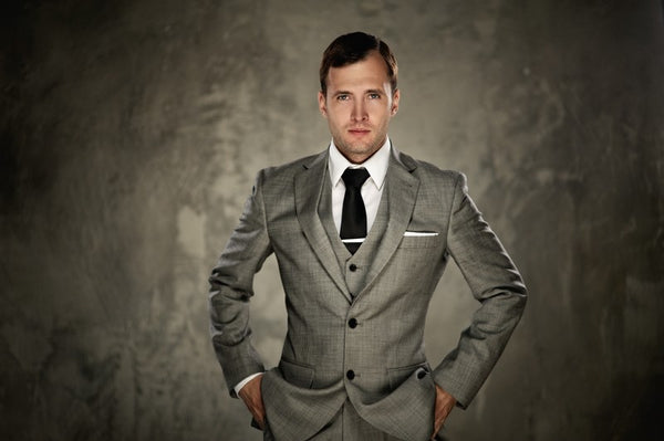 How to Buy a Man's Business Suit