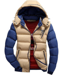 Winter Hooded Jacket