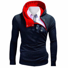 ASSASSINS STYLE HOODED SWEATSHIRT