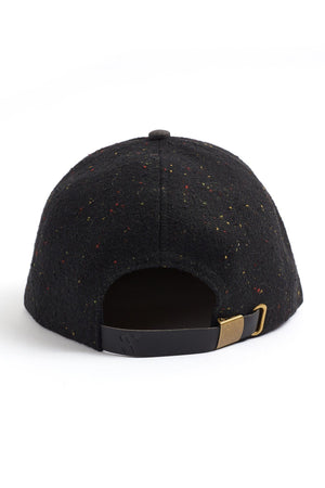 Travis Flat Brim Speckle Hat -  - HIS.BOUTIQUE