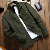 The Military Agent Jacket - - Jacket -HIS.BOUTIQUE