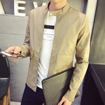 The Pilot Jacket - S / Khaki - HIS.BOUTIQUE
