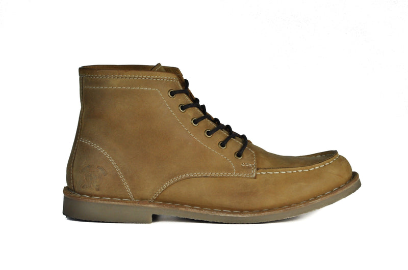 The Cooper | Crazy Horse Tan Leather -  - HIS.BOUTIQUE