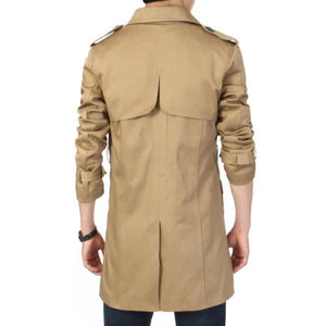 THE SANDRINGHAM - Long Coat -  - HIS.BOUTIQUE