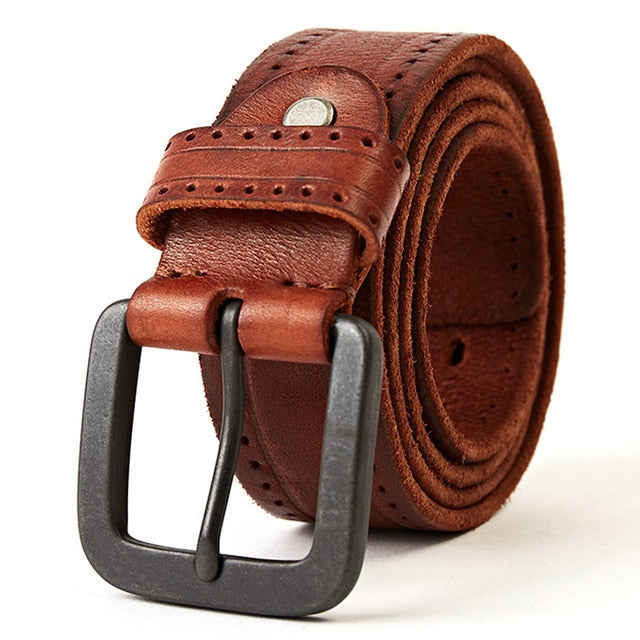 CW Fashion Belt - brown / 110cm - HIS.BOUTIQUE