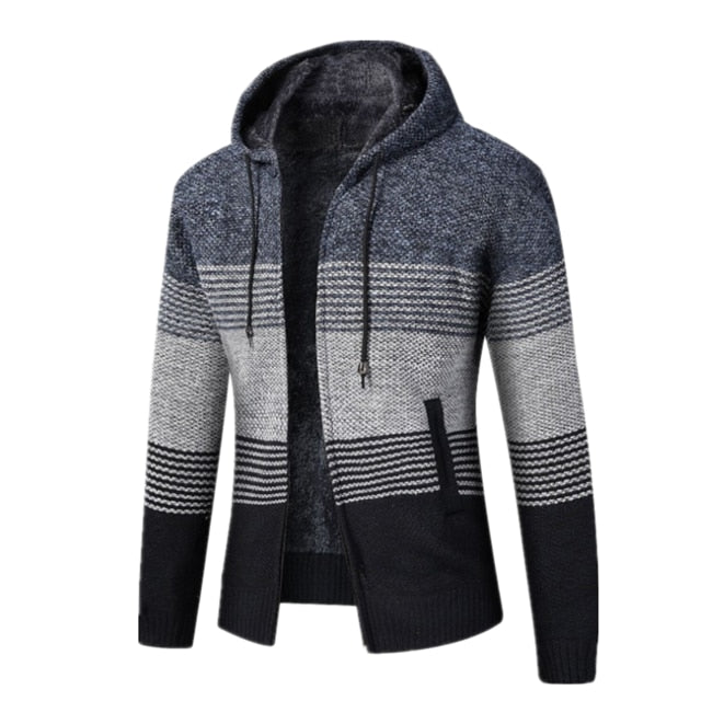 Rope Hoodie -  - HIS.BOUTIQUE