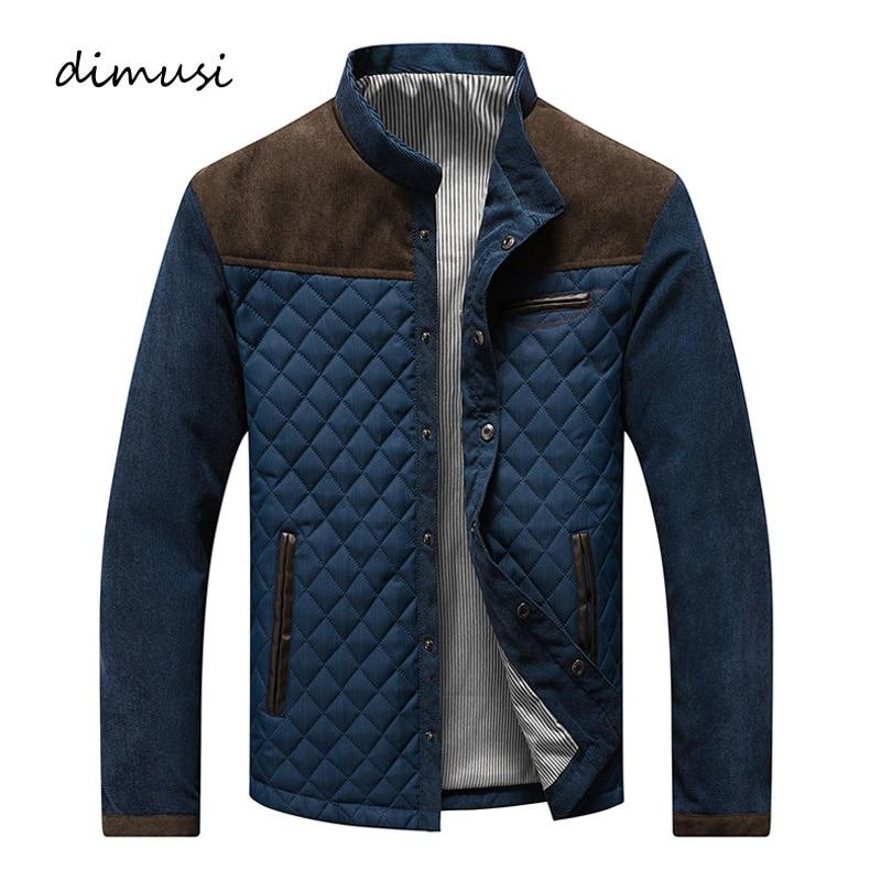 Quilted Stand Collar Jacket -  - HIS.BOUTIQUE