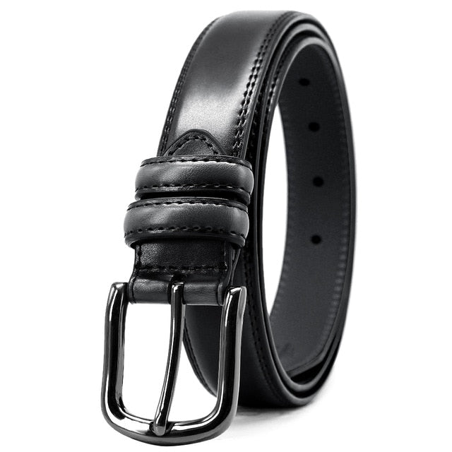 DOOPAI Men's belt - Black / 115CM - HIS.BOUTIQUE