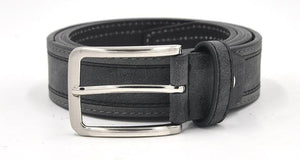 Casual Patchwork Belt - GreyDarkGrey / 100cm - HIS.BOUTIQUE