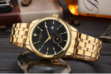 CHENXI Gold Watch - Black Dial- Watches -HIS.BOUTIQUE