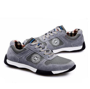Mesh Outdoor Shoes - gray / 6.5 - HIS.BOUTIQUE