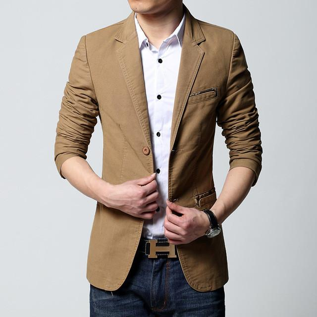 Two Buttons Sports Blazer